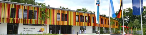 Foto der neuen Schule